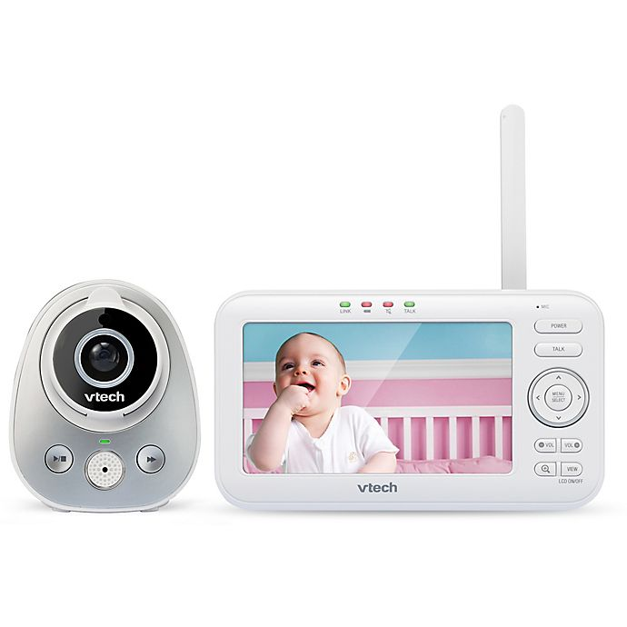 Alternate image 1 for VTech® VM352 5-Inch Digital Video Baby Monitor with Pan and Tilt Camera