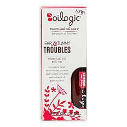 Oilogic® .3 fl. oz. Ear & Tummy Troubles Essential Oil Roll-On