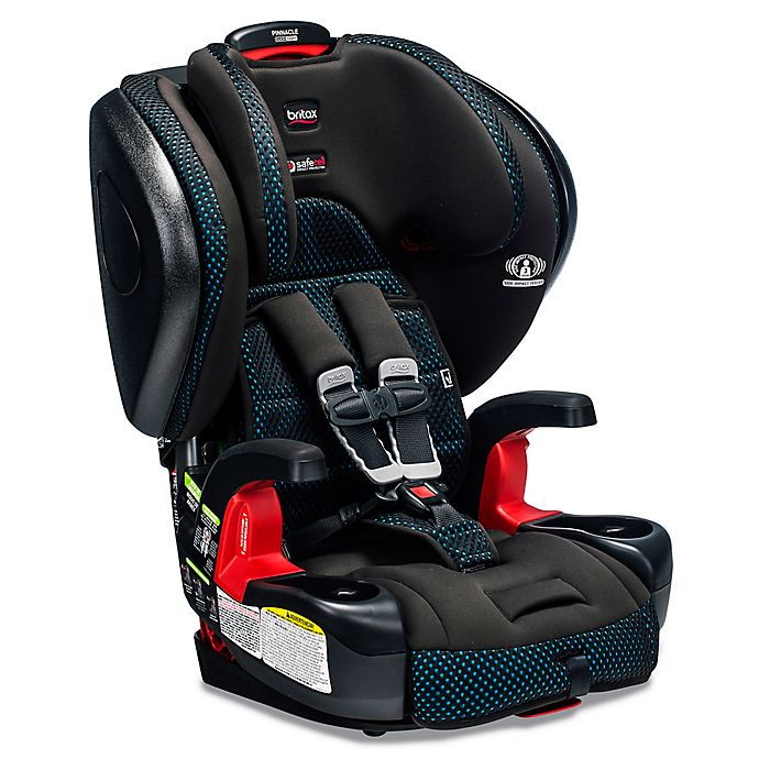 Alternate image 1 for BRITAX® Pinnacle ClickTight™ (G1.1) Cool Flow Harness-2-Booster Seat