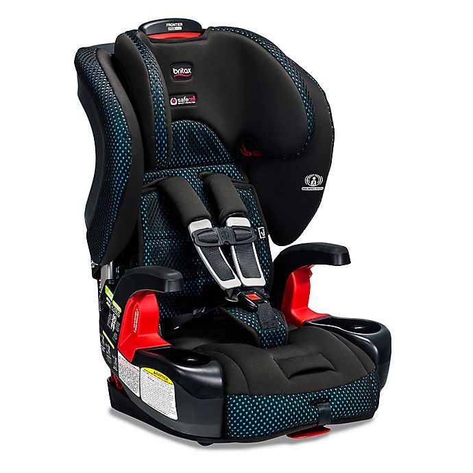 Alternate image 1 for BRITAX® Frontier ClickTight™ Cool Flow Harness-2-Booster Seat