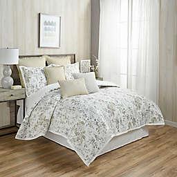 Beautyrest® Laurel Reversible Floral Comforter Set