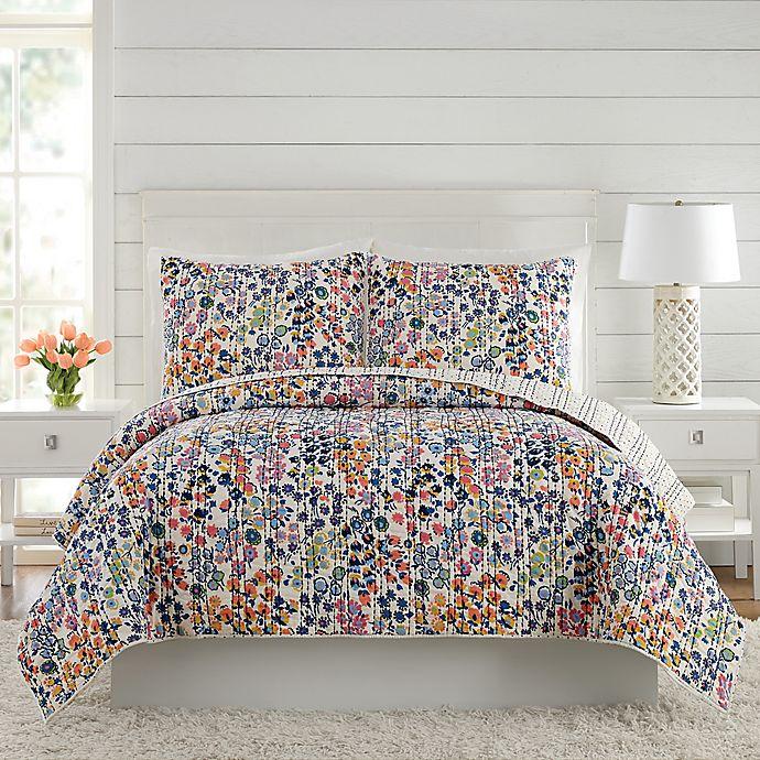 Alternate image 1 for Vera Bradley® Petite Floral Quilt