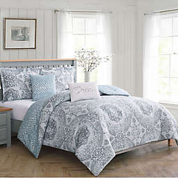 Boho Living Picadilly Reversible Comforter Set