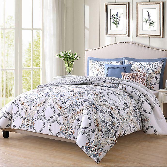 Living Room Bed Bath And Beyond: Boho Living Solaine Reversible Comforter Set