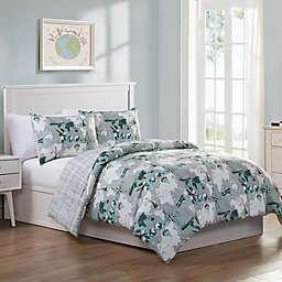 VCNY Home World Traveler Reversible Comforter Set