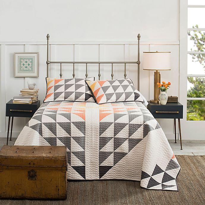 Pendleton 174 Arrowhead Quilt Set Bed Bath Amp Beyond