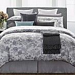 Legacy King Duvet Cover Set in Grey