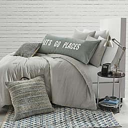 Stripe Jersey Comforter Set
