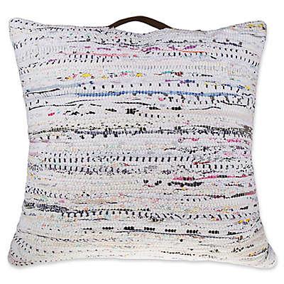 Style Co-op® Multistripe Cotton Floor Throw Pillow