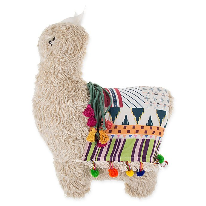 bed bath beyond pillows Llama Throw Pillow in Taupe   Bed Bath & Beyond bed bath beyond pillows