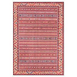 Momeni Afshar Loomed Multicolor Rug
