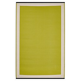 FH Home™ Tucson Indoor/Outdoor Area Rug in Celery Yellow
