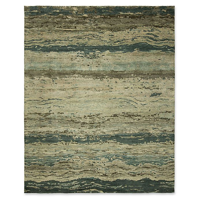 Alternate image 1 for Natori Dynatasy Tranquil 10' x 14' Area Rug in Blue