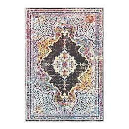 Nicole Miller Starlight Indoor/Outdoor Multicolor Area Rug