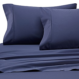 Heartland® HomeGrown™ 400-Thread-Count Solid Sateen Pillowcases (Set of 2)