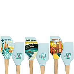 Tovolo® Tour Spatulart® American Desinations Spatula Collection