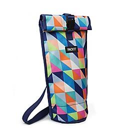 PackIt® Freezable 1-Bottle Wine Bag in Paradise Breeze