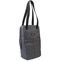 PackIt® Freezable 2-Bottle Wine Bag in Grey