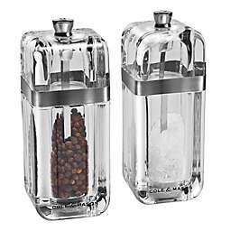 Cole & Mason Kempton 2-Piece Salt & Pepper Mill Set