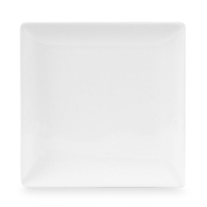 Alternate image 1 for Everyday White®by Fitz and Floyd® Square Appetizer Plate