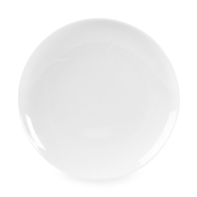 Alternate image 1 for Everyday White® by Fitz and Floyd® Coupe Appetizer Plate
