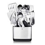 OXO 15-Piece Stainless Steel Kitchen Utensil Set