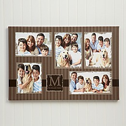 Photo Collage Canvas Prints