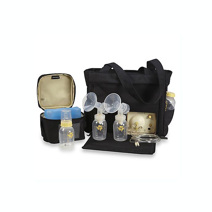 Alternate image 1 for Medela® Pump in Style® Advanced Double Electric Breastpump with On-the-Go Tote