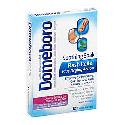 Domeboro® 12-Count Astringent Solution Powder Packets