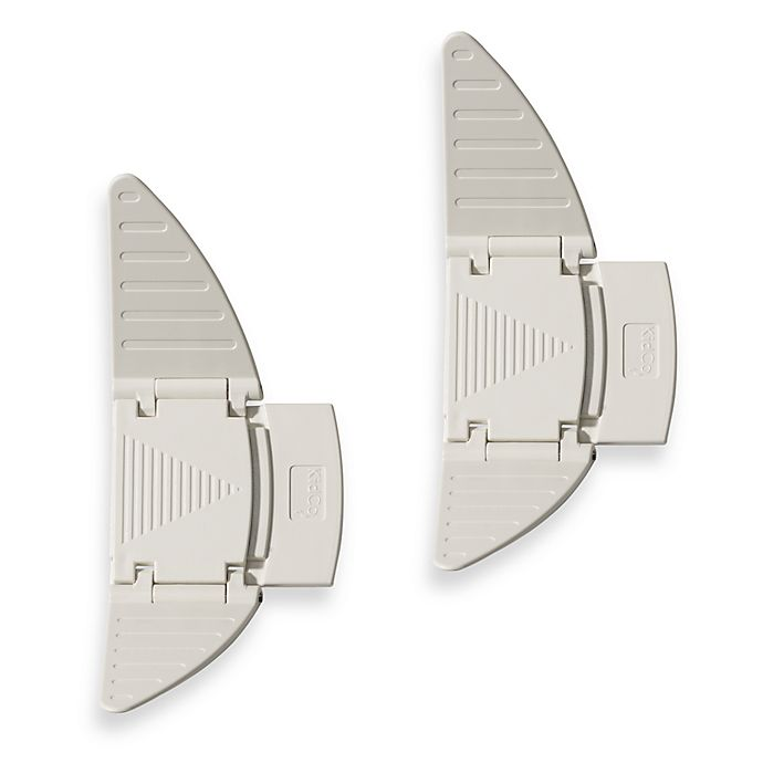 Alternate image 1 for KidCo® Sliding Closet Door Lock (Pack of 2)