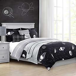 Baxton Studio Caelestis Reversible Comforter Set