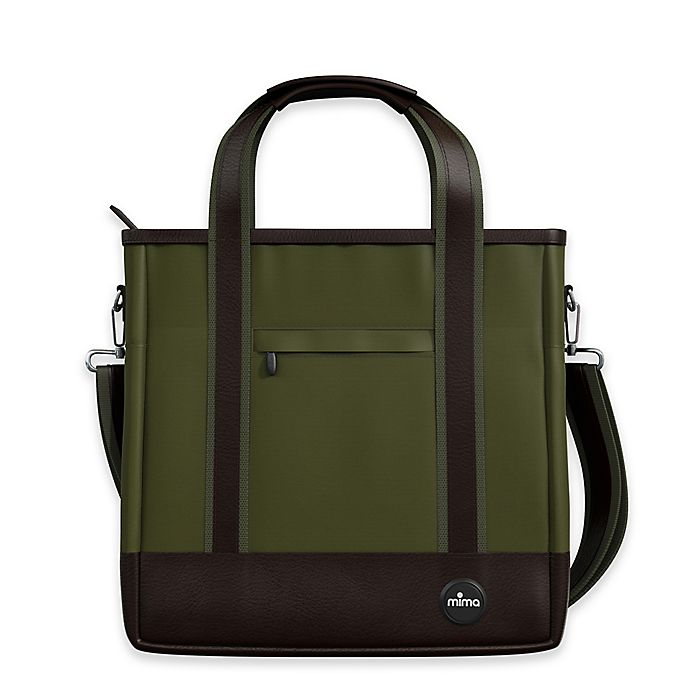 Alternate image 1 for Mima® Zigi Changing Bag