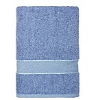 UGG® Heathered Bath Towel in Denim