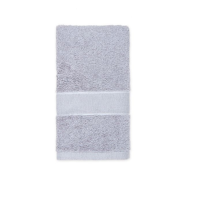 Alternate image 1 for UGG® Heathered Hand Towel in Charcoal