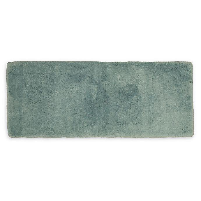 Alternate image 1 for Wamsutta® Ultra Soft 24-Inch x 40-Inch Bath Rug in Sky