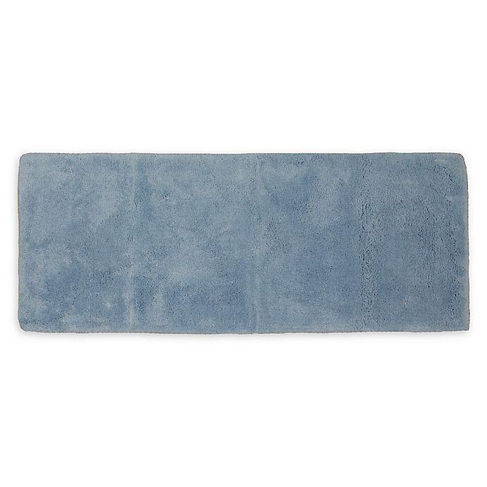 Alternate image 1 for Wamsutta® Ultra Soft 24-Inch x 40-Inch Bath Rug in Wave