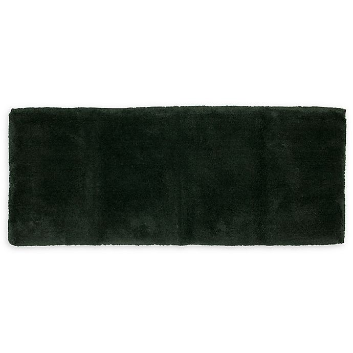 Alternate image 1 for Wamsutta® Ultra Soft 24-Inch x 40-Inch Bath Rug in Midnight Green
