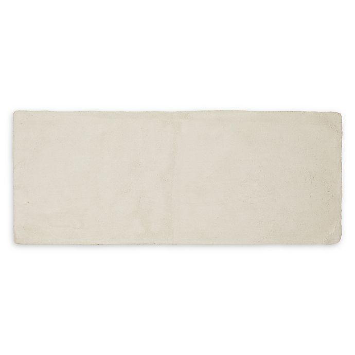 Alternate image 1 for Wamsutta® Ultra Soft 24-Inch x 40-Inch Bath Rug in Off White