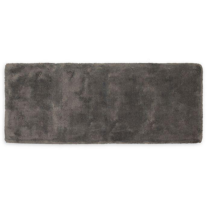 Alternate image 1 for Wamsutta® Ultra Soft 24-Inch x 40-Inch Bath Rug in Sterling