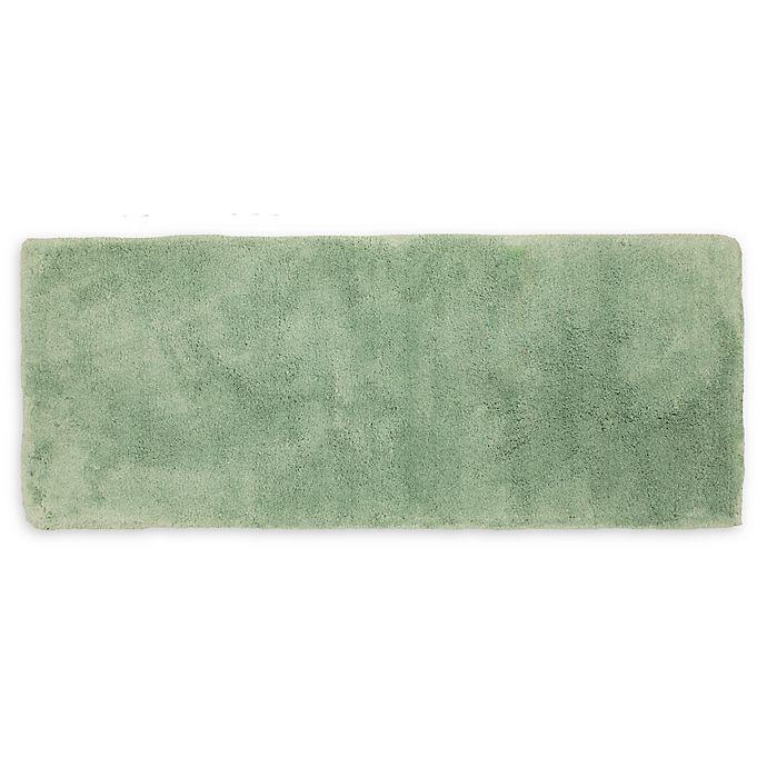 Alternate image 1 for Wamsutta® Ultra Soft 24-Inch x 40-Inch Bath Rug in Jadeite