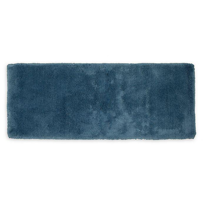 Alternate image 1 for Wamsutta® Ultra Soft 24-Inch x 40-Inch Bath Rug in Lake
