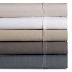 Wamsutta® Vintage Washed Linen Percale Sheet Set