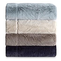 Faux Fur Pillowcase