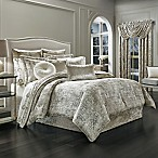 J. Queen New York™ Dream Damask King Comforter Set in Natural