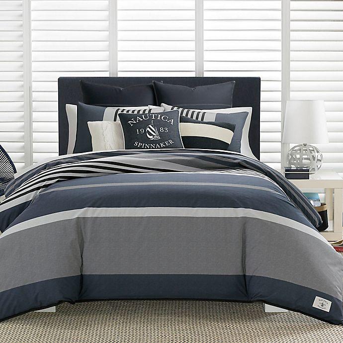 Alternate image 1 for Nautica® Rendon Reversible Comforter Set