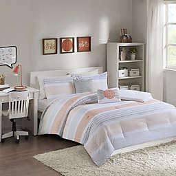 Intelligent Design Wilson Reversible Comforter Set