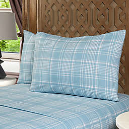 Morgan Home Reo Turkish Cotton Flannel Sheet Set