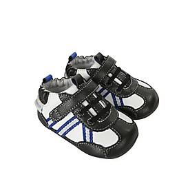 Robeez® Jogging Josh Mini Shoez in Black