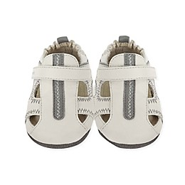 Robeez® Rugged Rob Mini Shoez in Light Grey