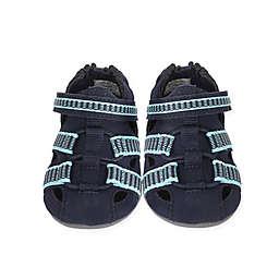Robeez® Beach Break Mini Shoez in Navy